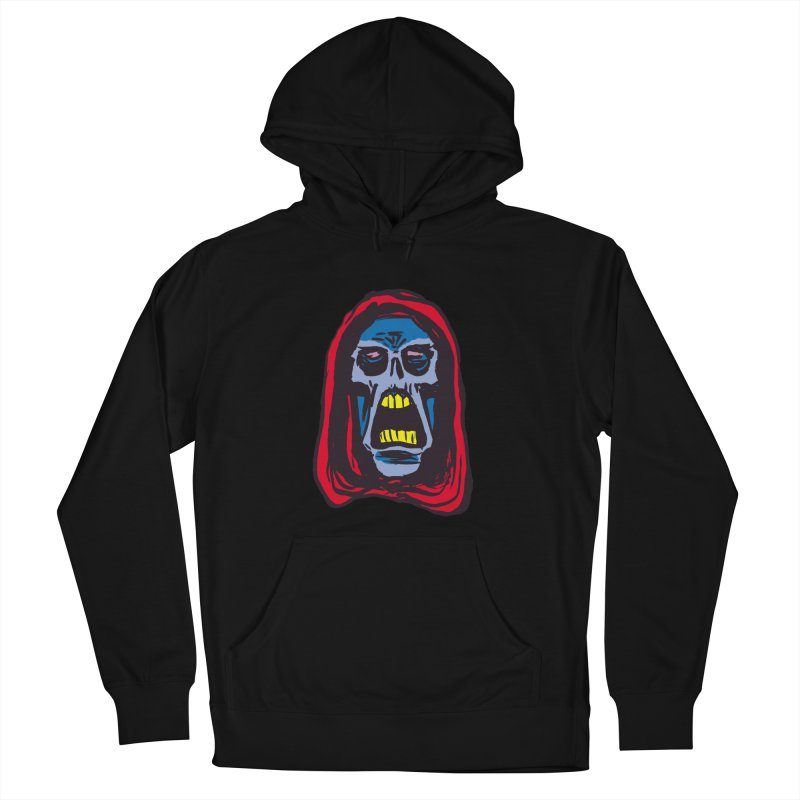 Ghoul Men's French Terry Pullover Hoody by JB Roe Artist Shop