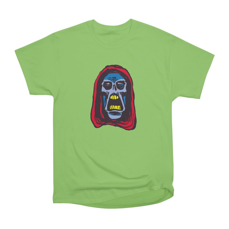 Ghoul Men's Heavyweight T-Shirt by JB Roe Artist Shop
