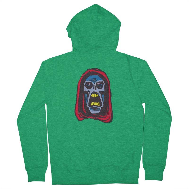 Ghoul Women's Zip-Up Hoody by JB Roe Artist Shop