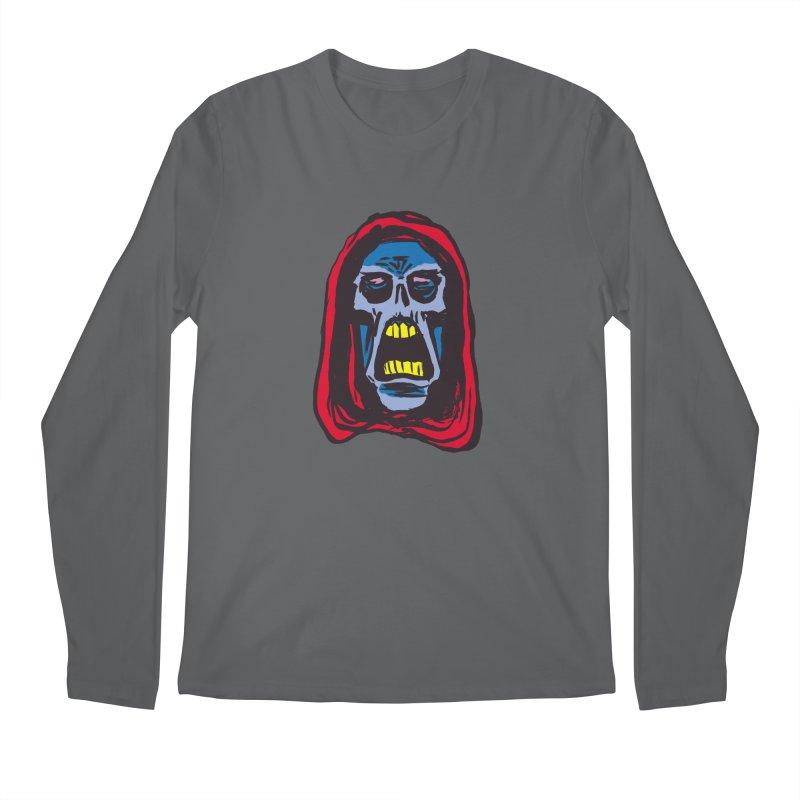 Ghoul Men's Longsleeve T-Shirt by JB Roe Artist Shop
