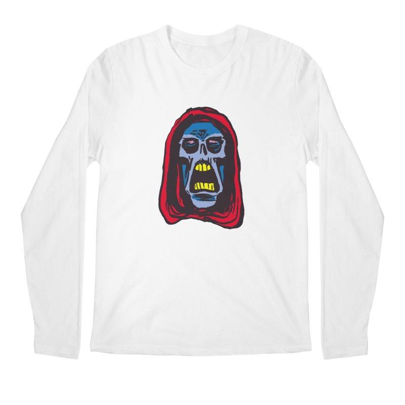 Ghoul Men's Regular Longsleeve T-Shirt by JB Roe Artist Shop