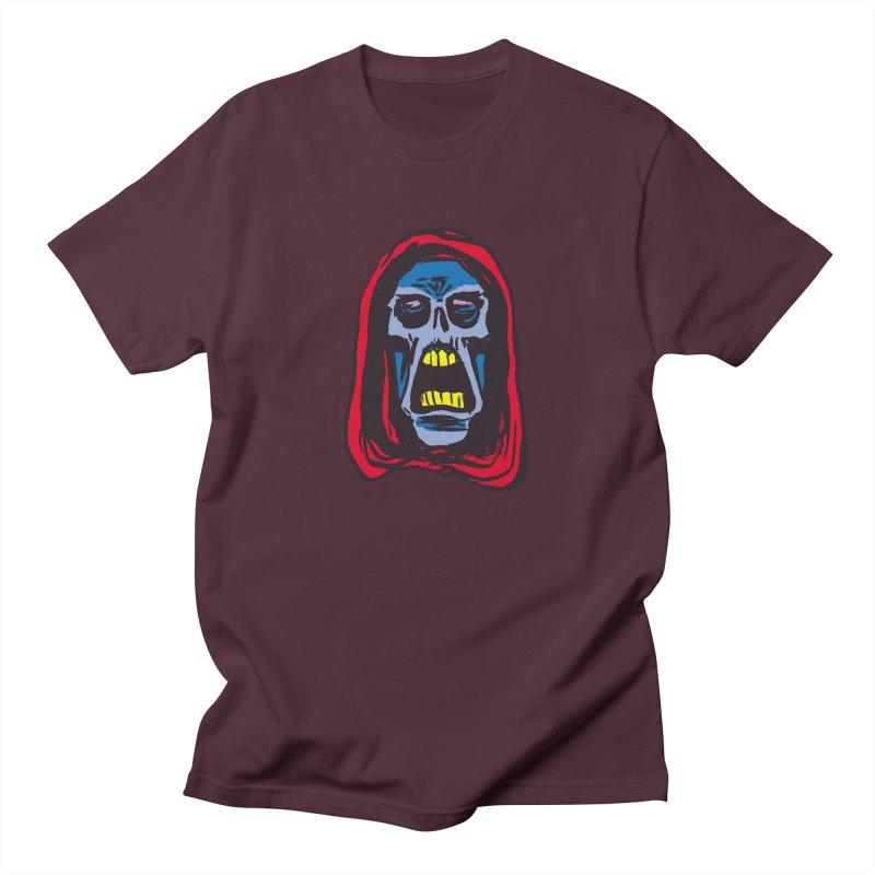 Ghoul Men's Regular T-Shirt by JB Roe Artist Shop