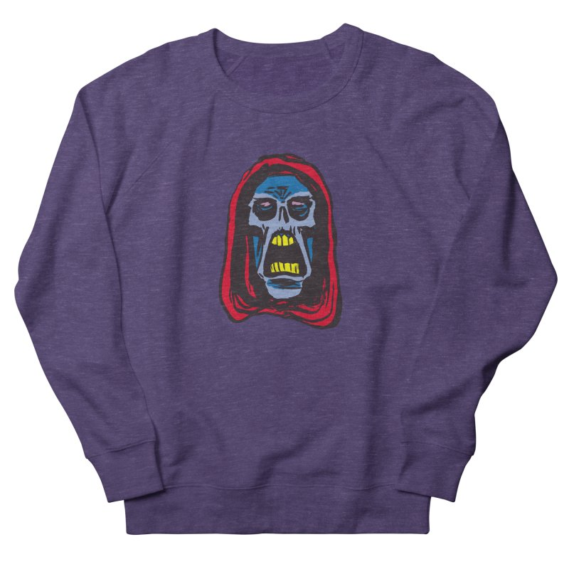 Ghoul Women's French Terry Sweatshirt by JB Roe Artist Shop