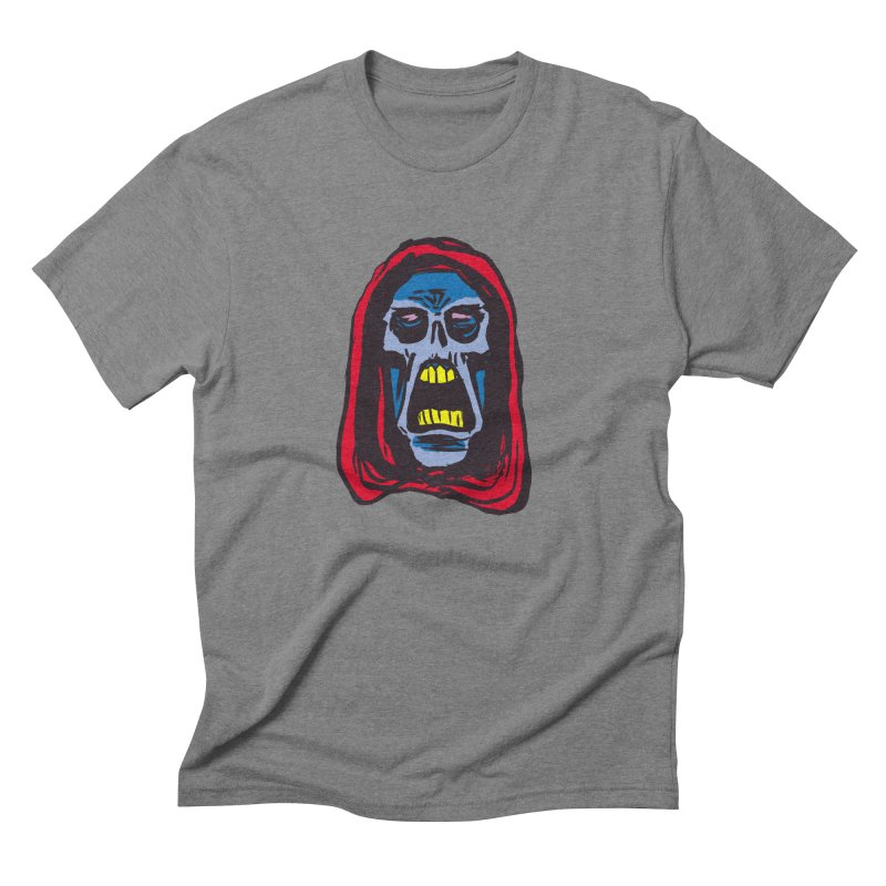 Ghoul Men's Triblend T-Shirt by JB Roe Artist Shop