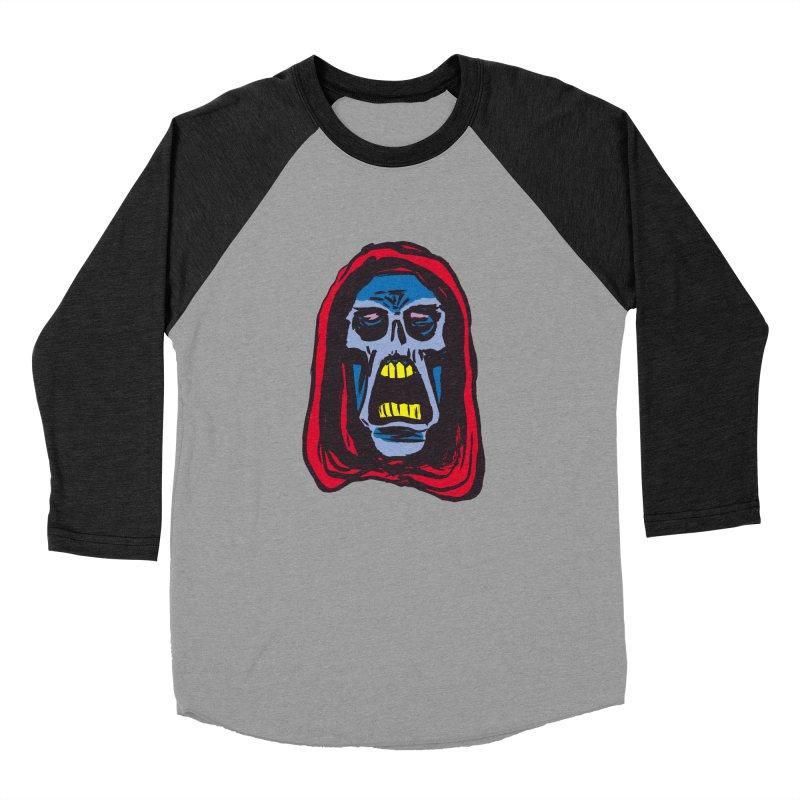 Ghoul Women's Baseball Triblend Longsleeve T-Shirt by JB Roe Artist Shop