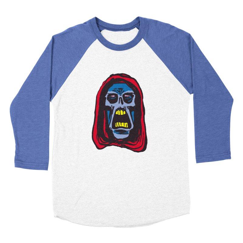 Ghoul Men's Baseball Triblend Longsleeve T-Shirt by JB Roe Artist Shop