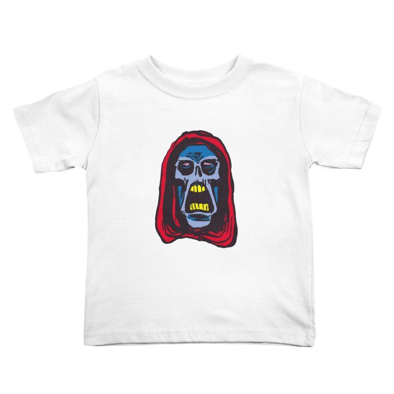 Ghoul Kids Toddler T-Shirt by JB Roe Artist Shop