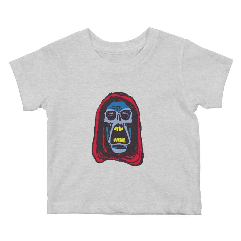 Ghoul Kids Baby T-Shirt by JB Roe Artist Shop