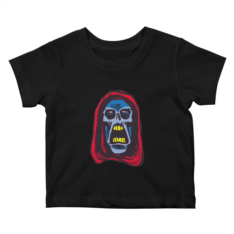Ghoul Kids Baby T-Shirt by JB Roe Artist Shop