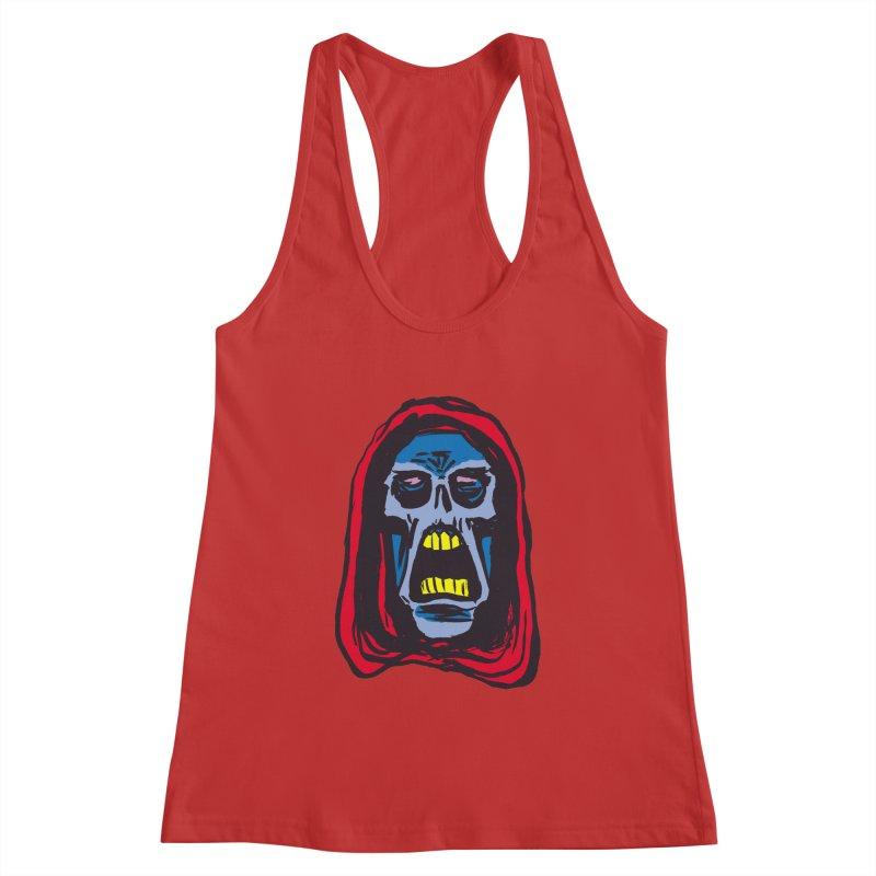 Ghoul Women's Tank by JB Roe Artist Shop