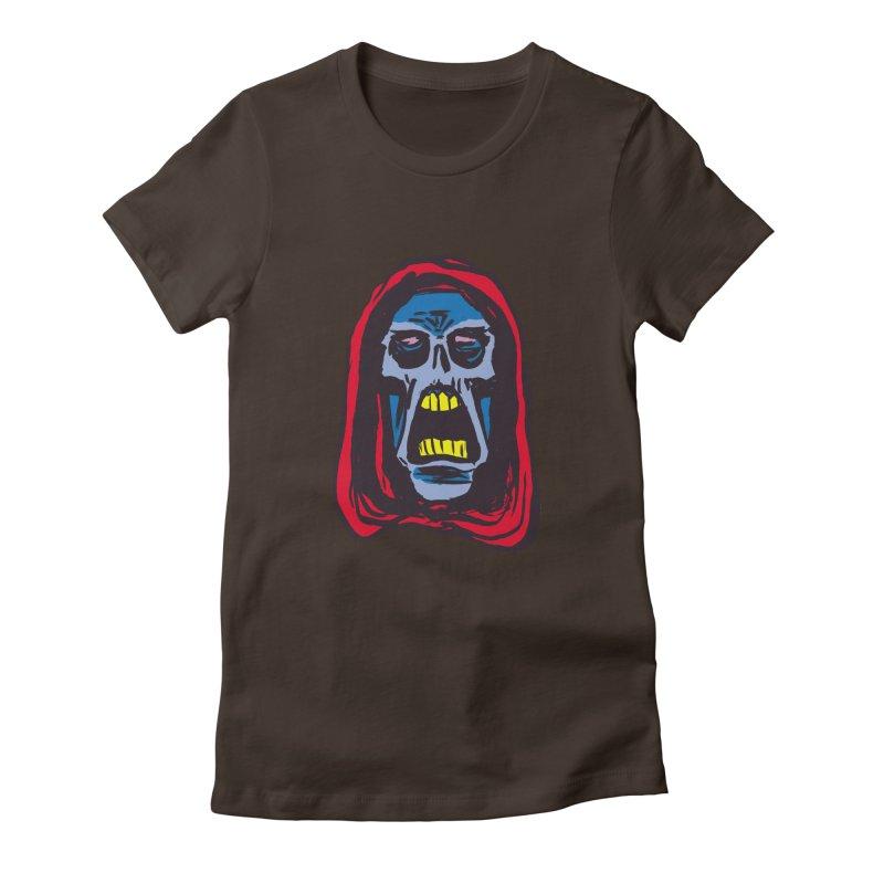 Ghoul Women's T-Shirt by JB Roe Artist Shop