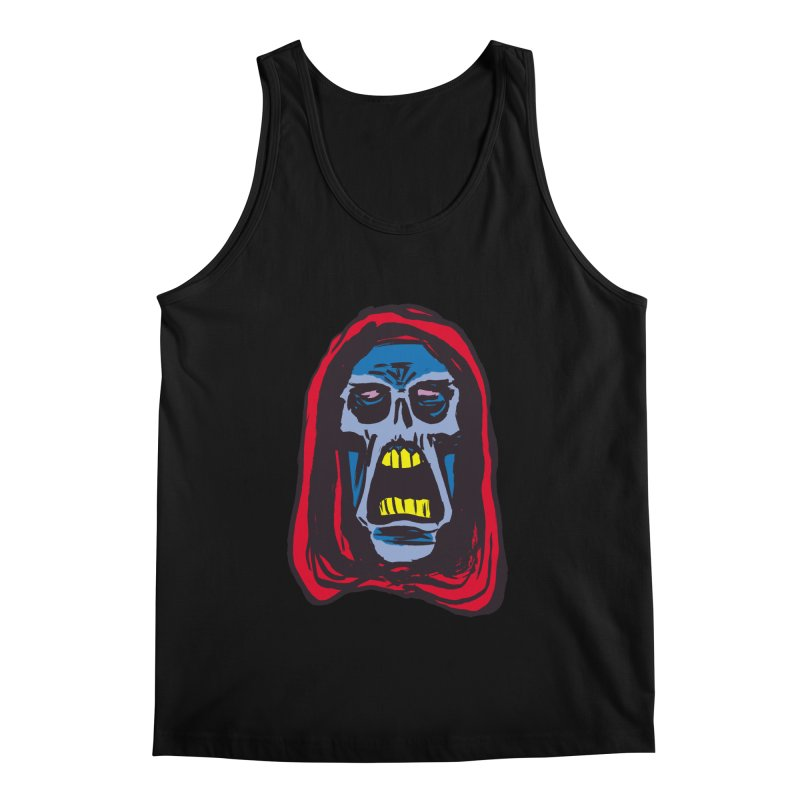 Ghoul Men's Regular Tank by JB Roe Artist Shop