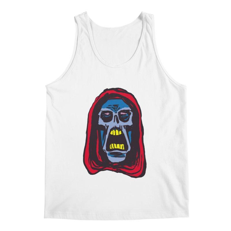 Ghoul Men's Regular Tank by JB Roe Artist Shop