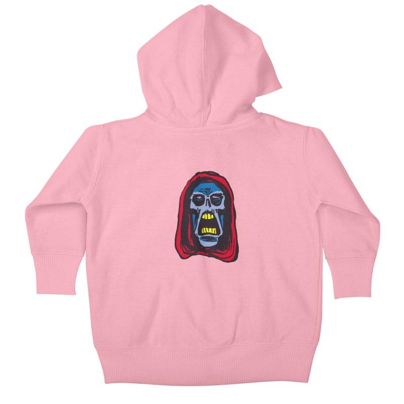 Ghoul Kids Baby Zip-Up Hoody by JB Roe Artist Shop