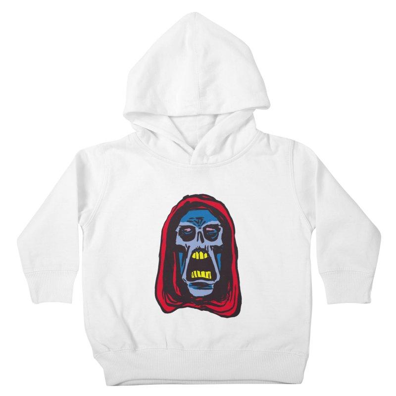 Ghoul Kids Toddler Pullover Hoody by JB Roe Artist Shop