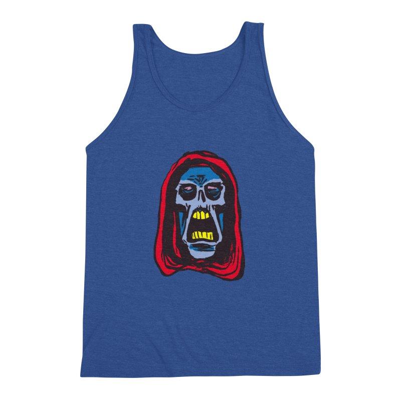 Ghoul Men's Triblend Tank by JB Roe Artist Shop