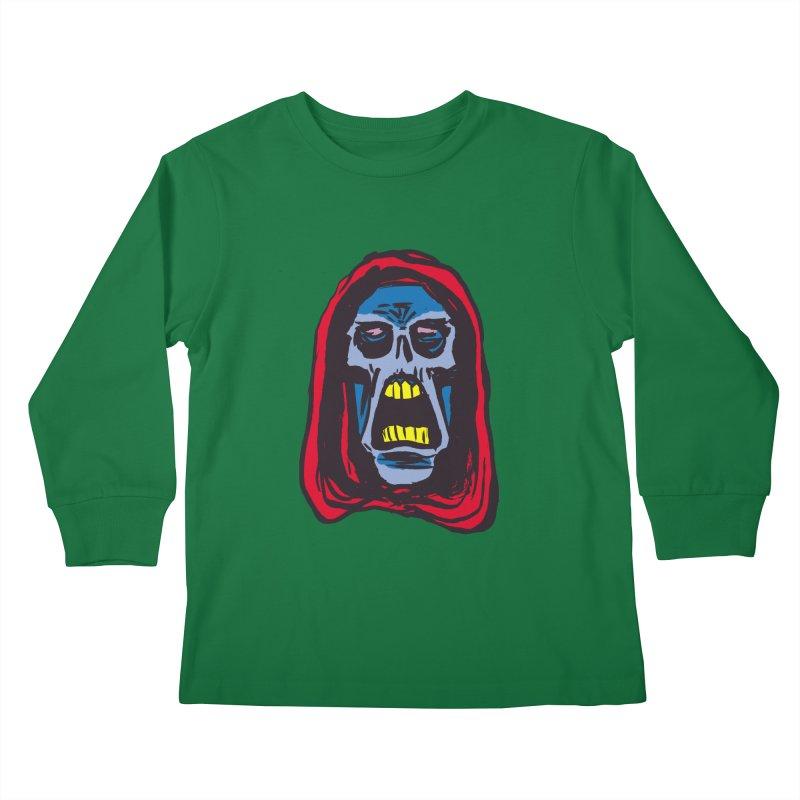 Ghoul Kids Longsleeve T-Shirt by JB Roe Artist Shop