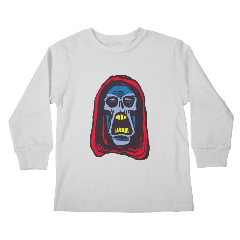 Ghoul Kids Longsleeve T-Shirt by JB Roe Artist Shop