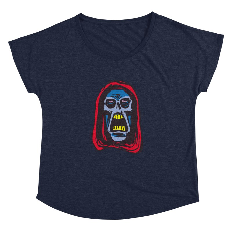 Ghoul Women's Scoop Neck by JB Roe Artist Shop