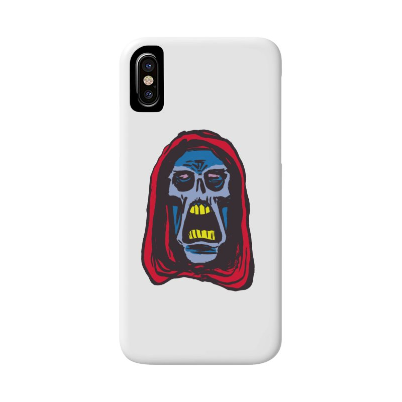 Ghoul Accessories Phone Case by JB Roe Artist Shop