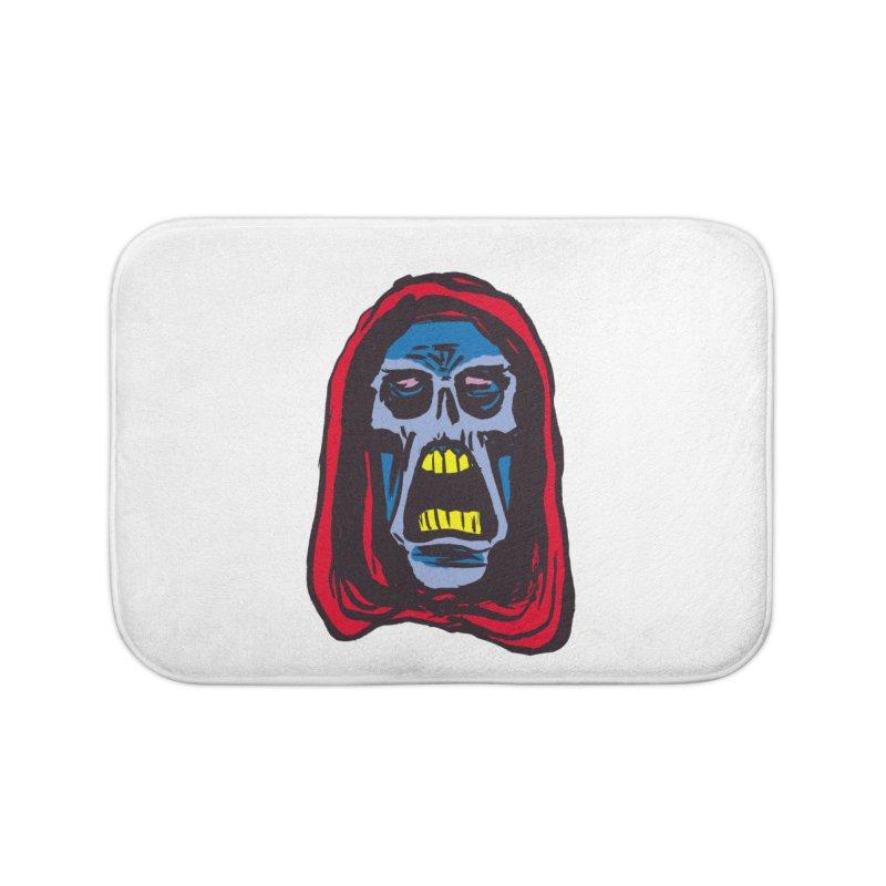 Ghoul Home Bath Mat by JB Roe Artist Shop