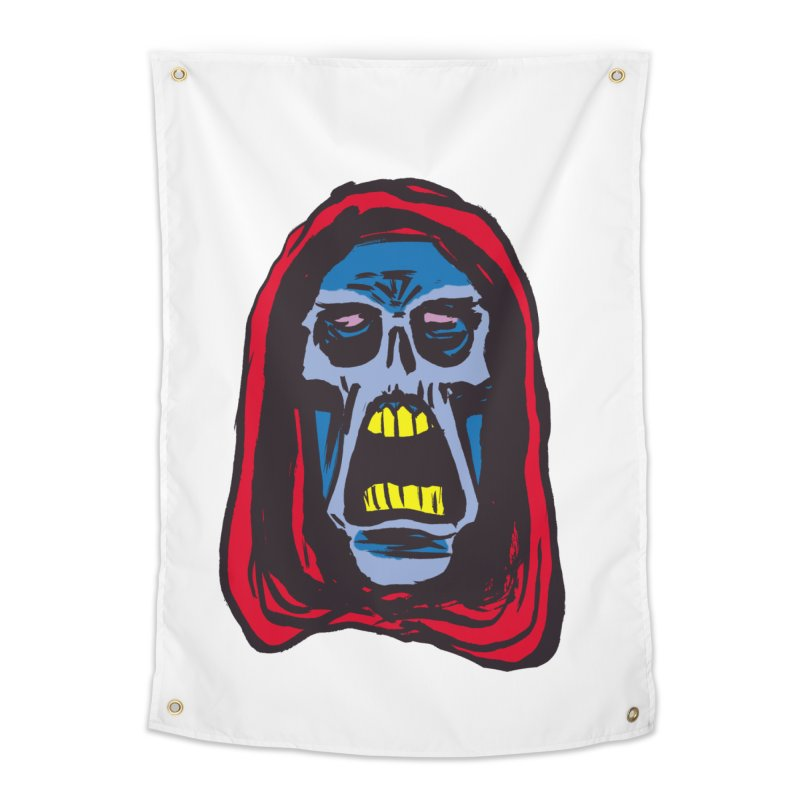 Ghoul Home Tapestry by JB Roe Artist Shop