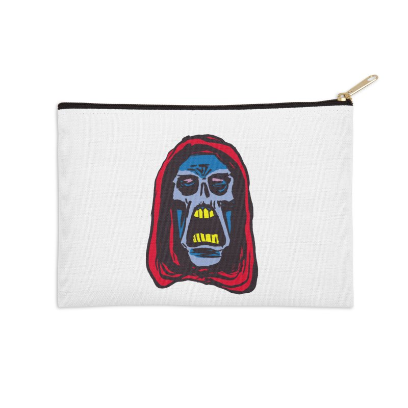 Ghoul Accessories Zip Pouch by JB Roe Artist Shop