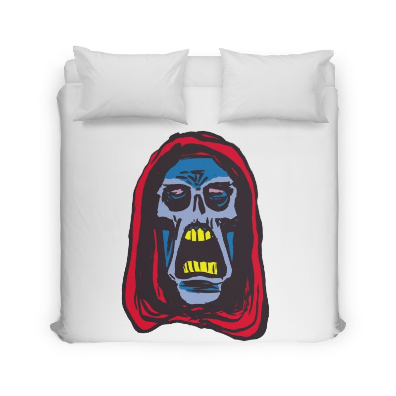 Ghoul Home Duvet by JB Roe Artist Shop