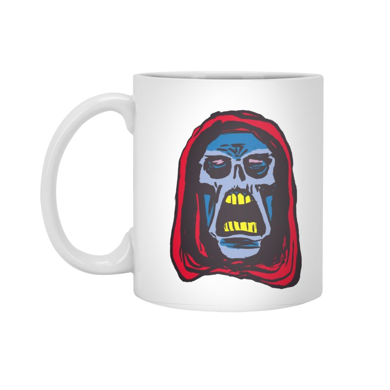 Ghoul Accessories Standard Mug by JB Roe Artist Shop