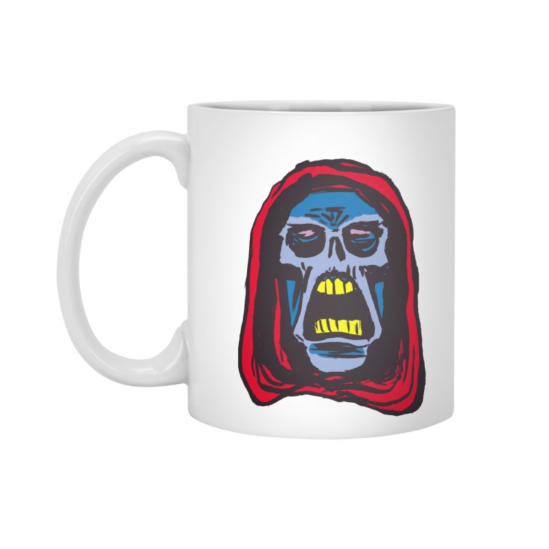 Ghoul Accessories Mug by JB Roe Artist Shop