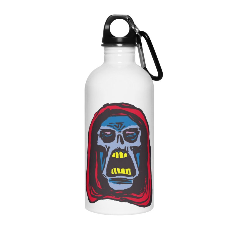 Ghoul Accessories Water Bottle by JB Roe Artist Shop