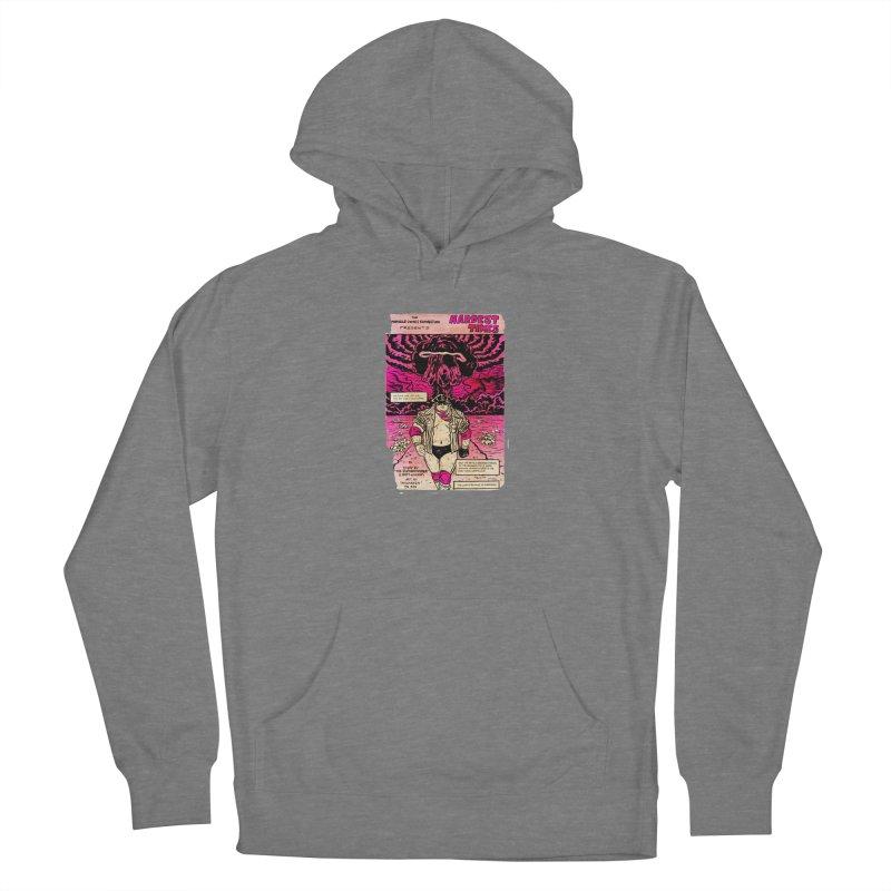 Hardest Times Women's Pullover Hoody by JB Roe Artist Shop