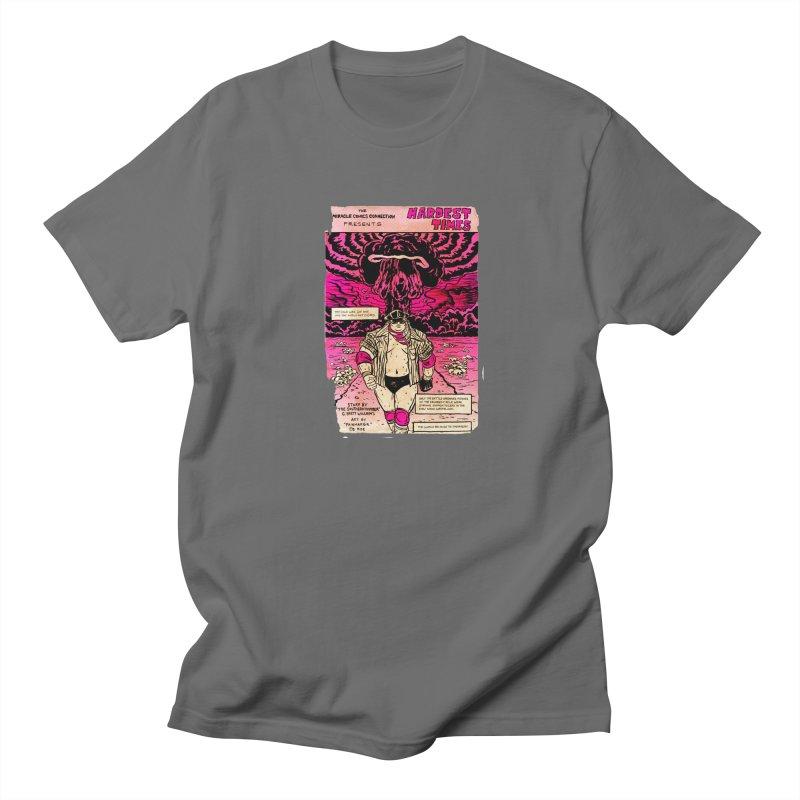Hardest Times Men's T-Shirt by JB Roe Artist Shop