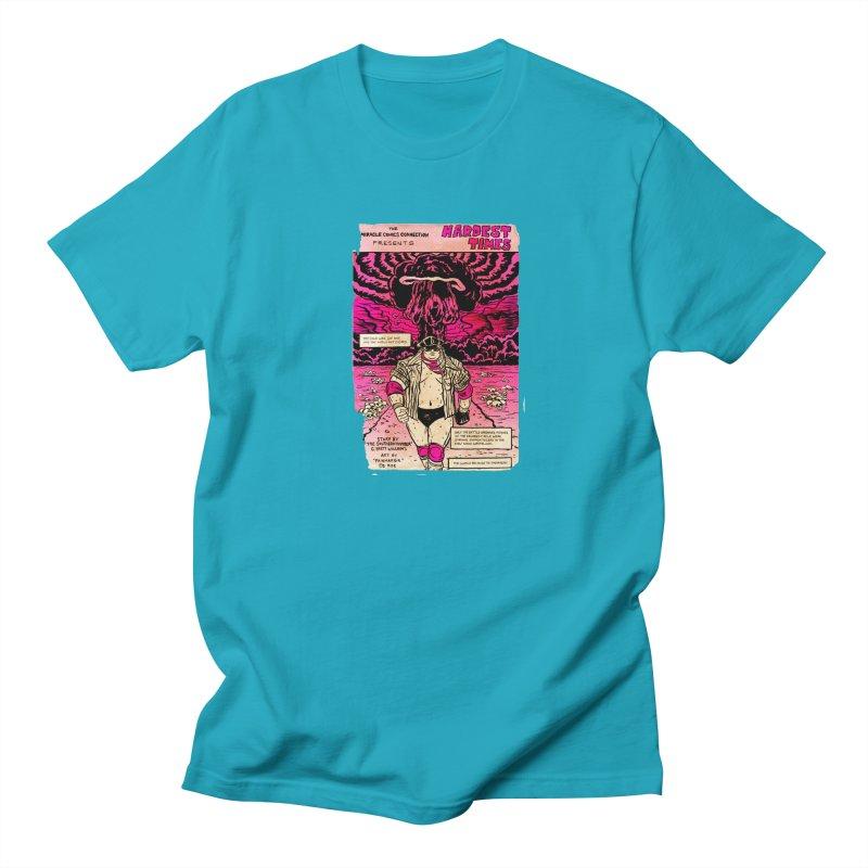 Hardest Times Women's Regular Unisex T-Shirt by JB Roe Artist Shop