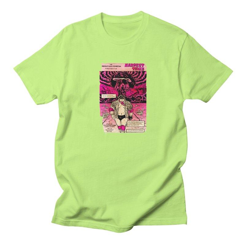Hardest Times Men's Regular T-Shirt by JB Roe Artist Shop