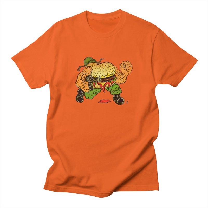 Sgt Angus Men's T-Shirt by JB Roe Artist Shop