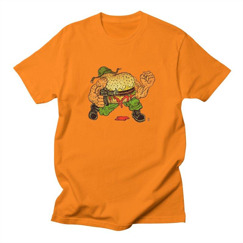 Sgt Angus Men's Regular T-Shirt by JB Roe Artist Shop