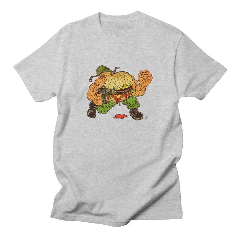 Sgt Angus Women's Regular Unisex T-Shirt by JB Roe Artist Shop