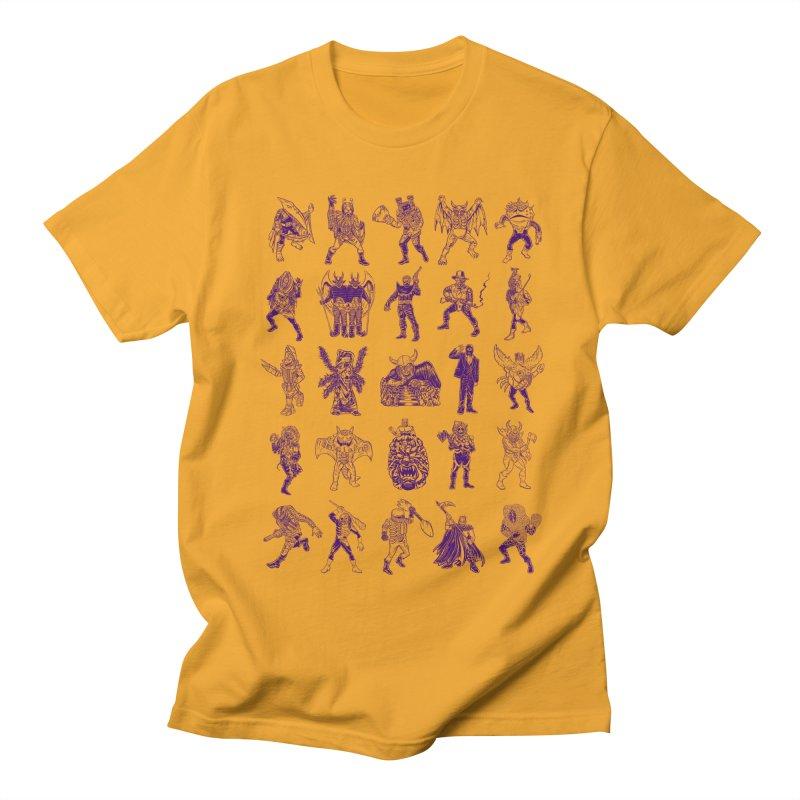 Toku Villains Women's Regular Unisex T-Shirt by JB Roe Artist Shop