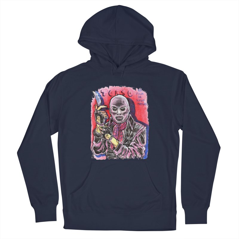 Torso Men's Pullover Hoody by JB Roe Artist Shop