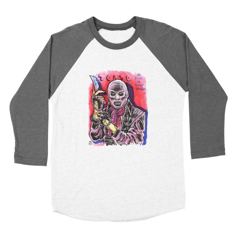 Torso Women's Longsleeve T-Shirt by JB Roe Artist Shop
