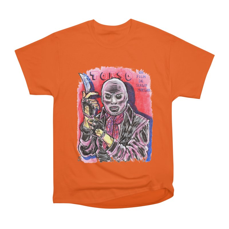 Torso Men's T-Shirt by JB Roe Artist Shop