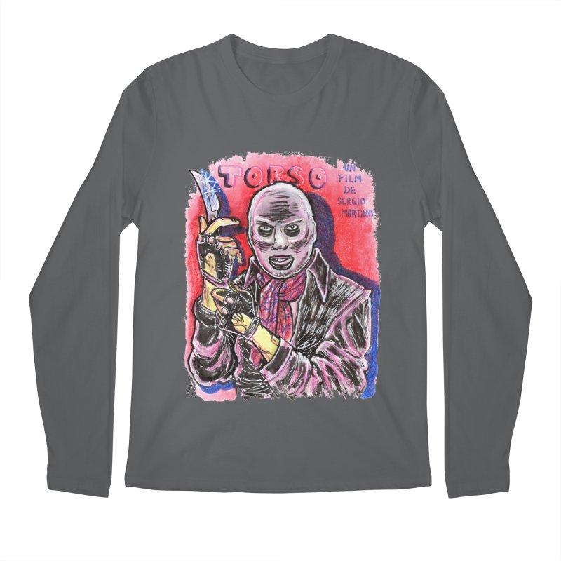 Torso Men's Longsleeve T-Shirt by JB Roe Artist Shop