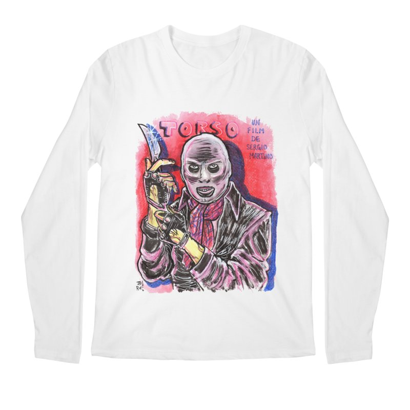 Torso Men's Regular Longsleeve T-Shirt by JB Roe Artist Shop