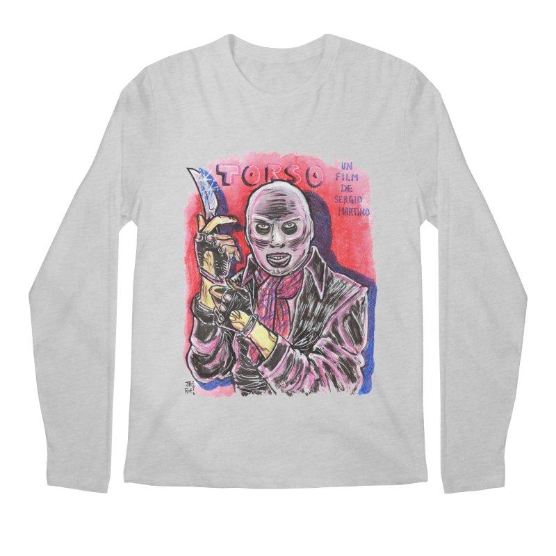 Torso Men's Regular Longsleeve T-Shirt by JB Roe Artist Shop