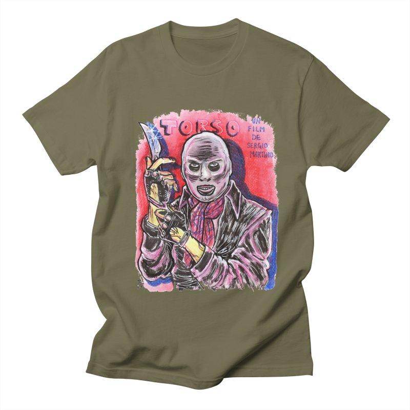 Torso Women's Regular Unisex T-Shirt by JB Roe Artist Shop