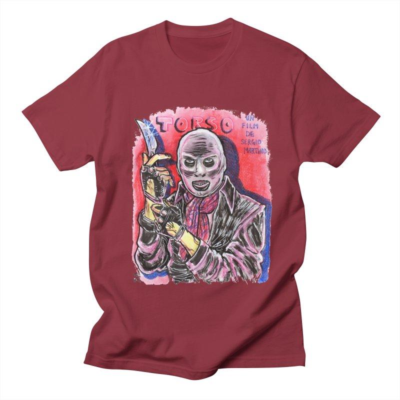 Torso Men's Regular T-Shirt by JB Roe Artist Shop