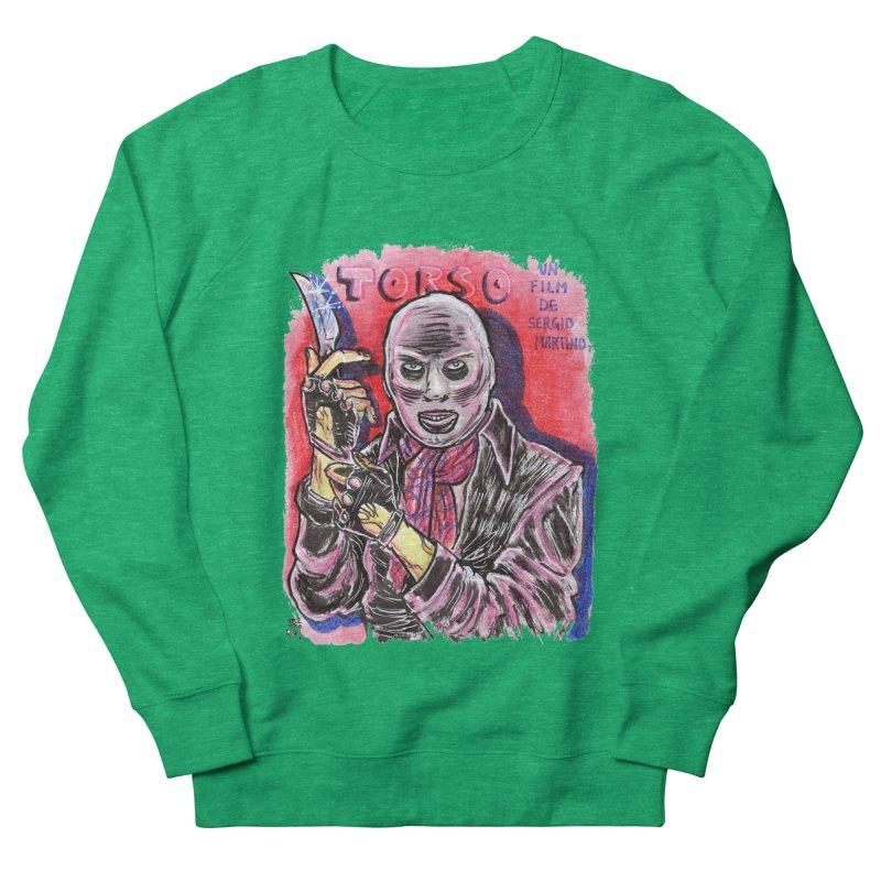 Torso Women's Sweatshirt by JB Roe Artist Shop