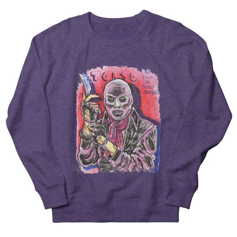 Torso Women's French Terry Sweatshirt by JB Roe Artist Shop