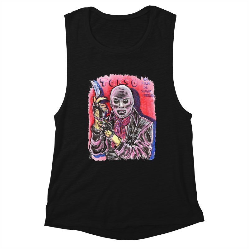 Torso Women's Tank by JB Roe Artist Shop